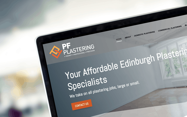 acrecare website edinburgh website design